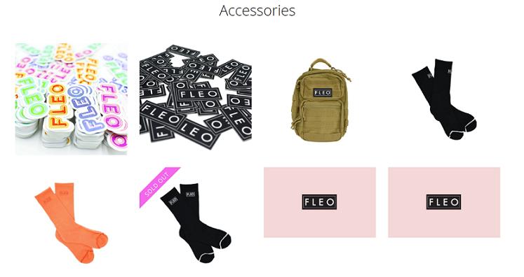 Fleo Accessories