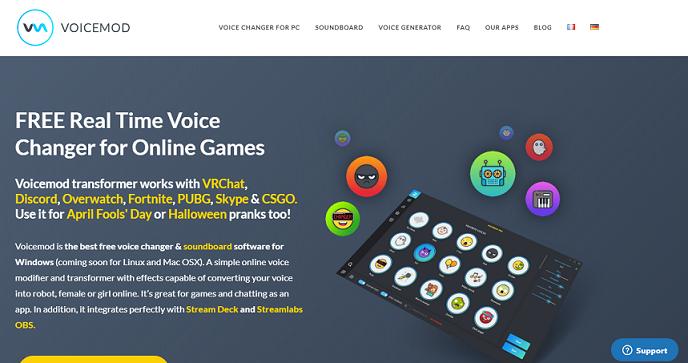 Voicemod Intro