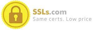 SSLs.com Coupon